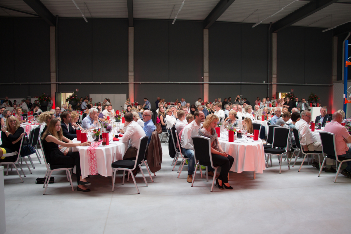 WdeR Fussbodenstudio Bocholt, Eröffnungsfeier neuer Standort, Holtwick Gewerbegebiet