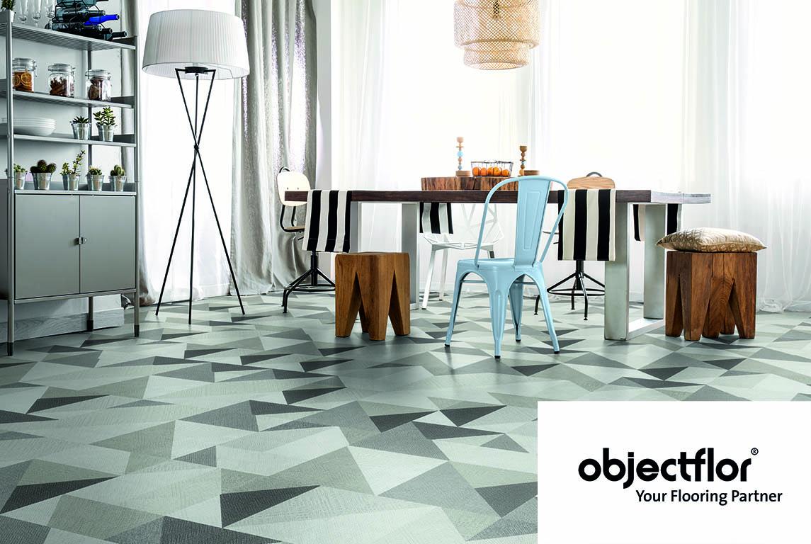 Objectflor Designboden WdeR Fußbodenstudio Bocholt