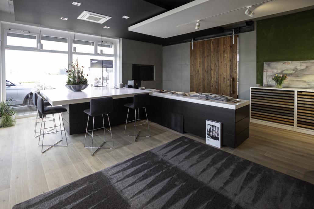 WdeR Fußbodenstudio Bocholt Showroom neu Austellung Fußböden Bocholt